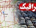 وضعیت ترافیکی جادههای کشور در اولین روز سال 99