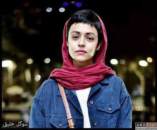 عکس های سوگل خلیق در سی و هشتمین جشنواره فیلم فجر - عکسیاتو | عکس ...