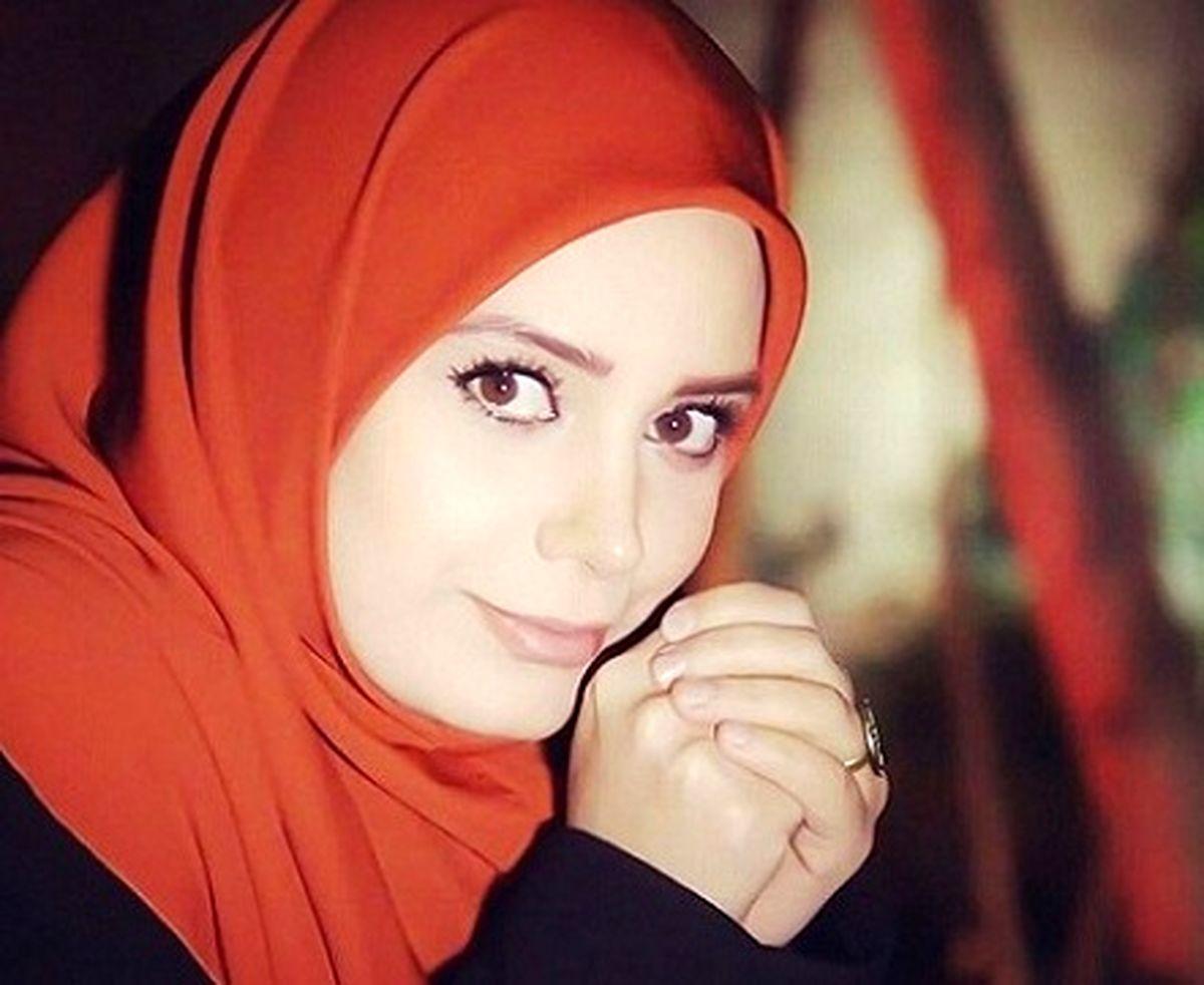 فیلم لو رفته از حضور صبا راد در مراسم عزاداری عاشورا در ترکیه + فیلم