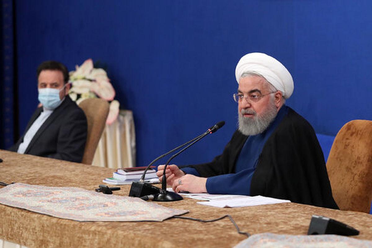 افشاگری روحانی درباره یک شایعه علیه دولت
