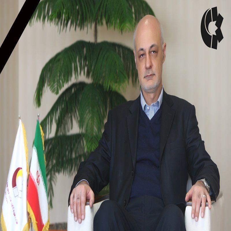 نخستین مدیر عامل سمات درگذشت