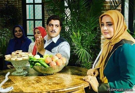 نرگس محمدی و امیریل ارجمند