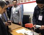 احمدی نژاد رای داد
