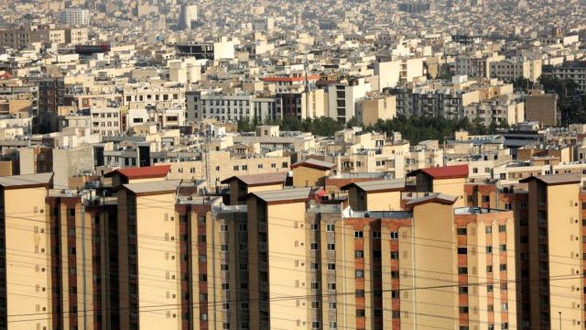 قیمت مسکن در مناطق مختلف تهران