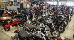 جدول قیمت خرید انواع موتورسیکلت در بازار   15 آذر