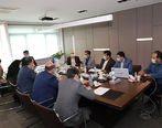 بازدید مدیرعامل بانک کارآفرین از سامانه گردش کار الکترونیک شرکت صرافی کارآفرین