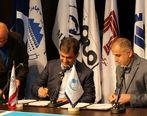 امضای تفاهم نامه همکاری ایمیدرو و سازمان فضایی ایران