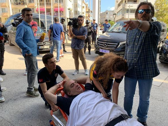 پایان فیلمبرداری «مرد نقرهای» در ترکیه + تصاویر