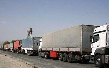 صادرات کالا از اکثر مرزهای ایران و عراق عبور میکند