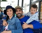 روناک یونسی  جنجال عکس کشف حجاب در آغوش همسرش + عکس و بیوگرافی