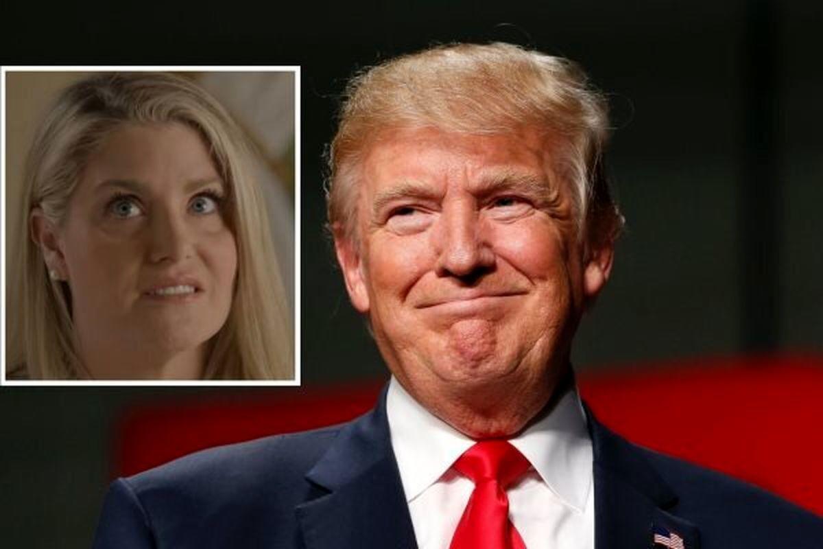 یک مدل سابق آمریکایی ترامپ را به تعرض جنسی متهم کرد + عکس