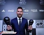 رقابت نزدیک مسی با فن دایک برای بهترین شدن در فیفا