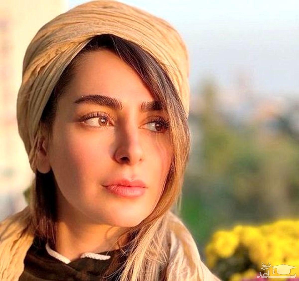 عکس جدید سمانه پاکدل منتشر شد + بیوگرافی