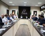 بازدید مدیران عالی بانک رفاه از سه شرکت تولیدی