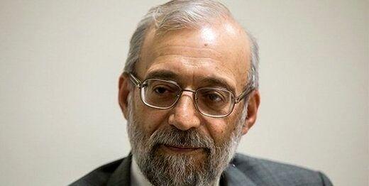 دلیل رفتن محمد جواد لاریجانی از ستاد حقوق بشر چه بود؟