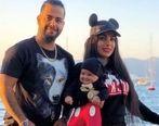 زینب مهدی پور همسر میلاد حاتمی کیست؟ | فیلم میلاد حاتمی با لباس زندانی