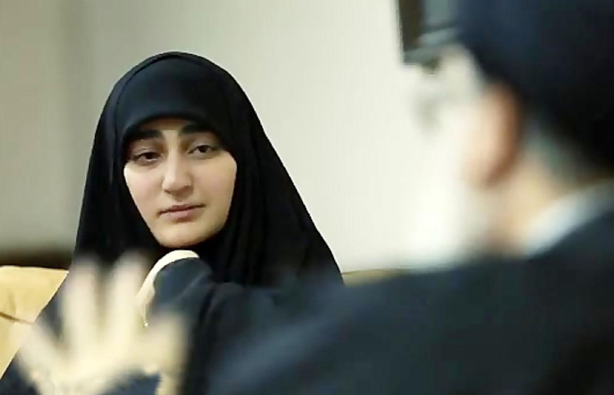 نامزدی دختر سردار سلیمانی جنجال به پاکرد + جزئیات