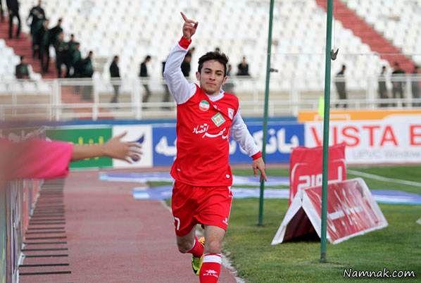 سربازی فرشاد احمدزاده