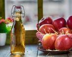 معجزه مصرف روزانه یک قاشق سرکه سیب