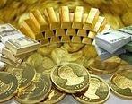 اخرین قیمت طلا ، سکه و دلار در بازار پنجشنبه 27 تیر + جدول