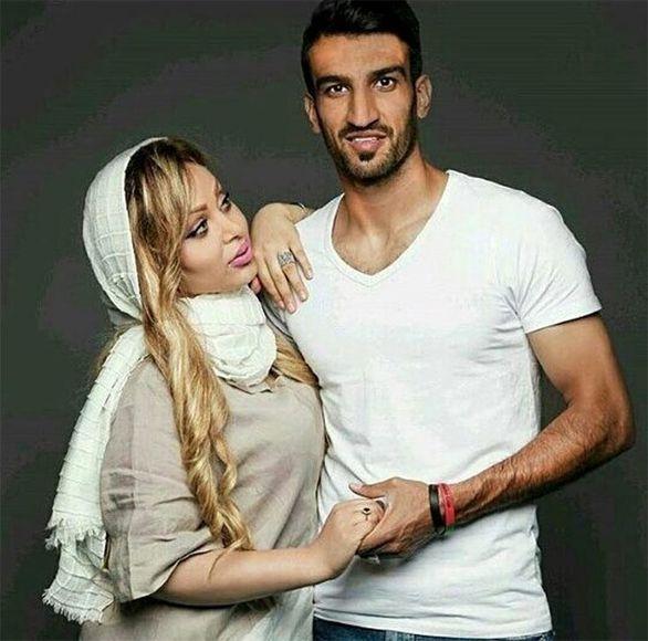 بیوگرافی حسین ماهینی و همسرش + عکس