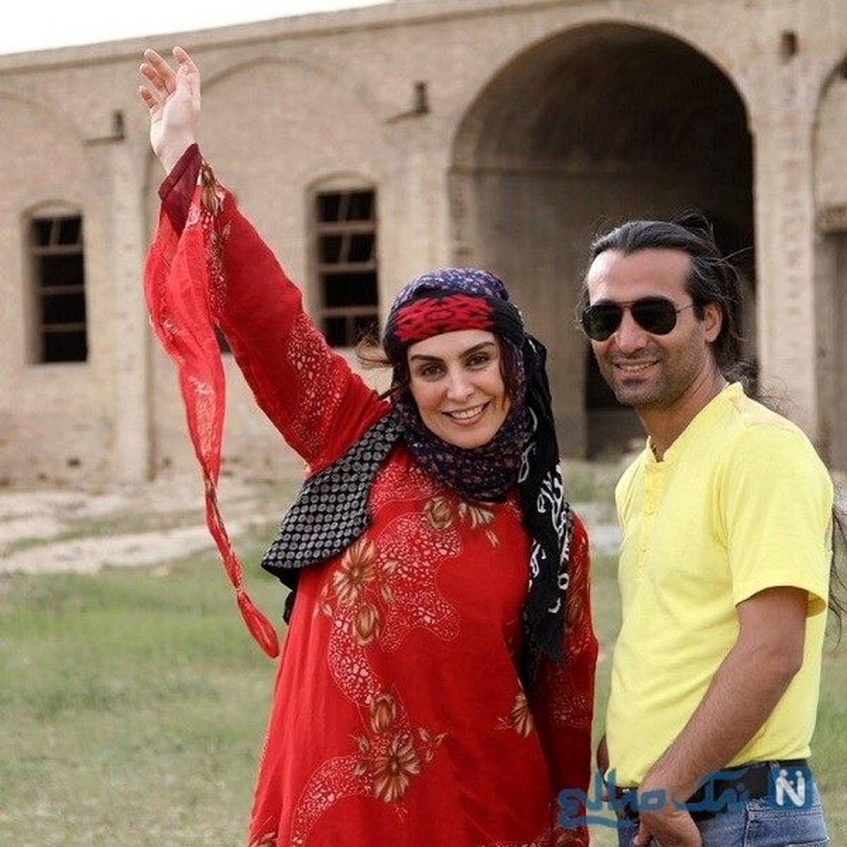 شباهت باورنکردنی خواننده زن ایرانی به ماه چهره خلیلی همه را شوکه کرد + عکس