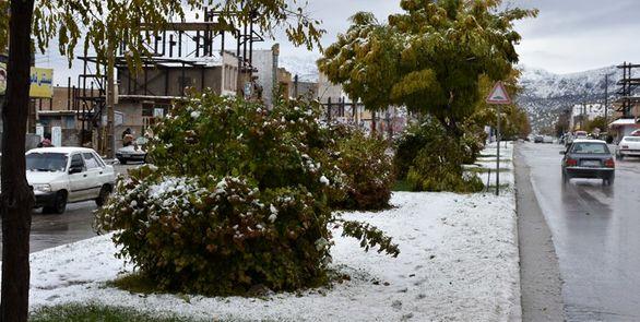 پاکسازی خیابانها و شریانهای اصلی از برف