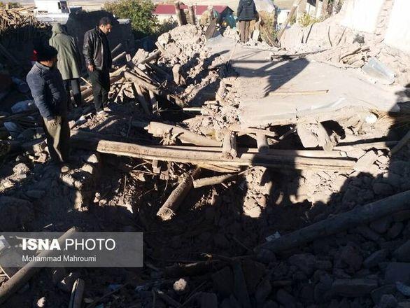 افزایش شمار مصدومان زلزله در آذربایجان شرقی به ۷۲۰ نفر