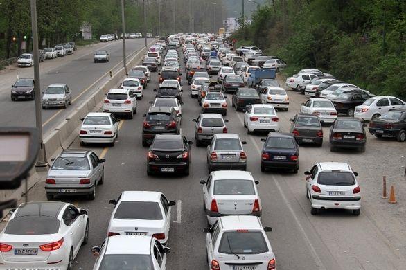 آخرین وضعیت ترافیکی جاده های کشور + جزئیات