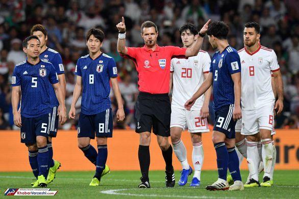 کدام تیم ها حاضر به بازی با تیم ملی ایران نشدند ؟