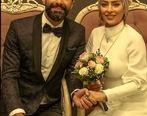 عکسهای لو رفته از جشن عروسی مجلل سمانه پاکدل و هادی کاظمی + بیوگرافی و تصاویر جدید