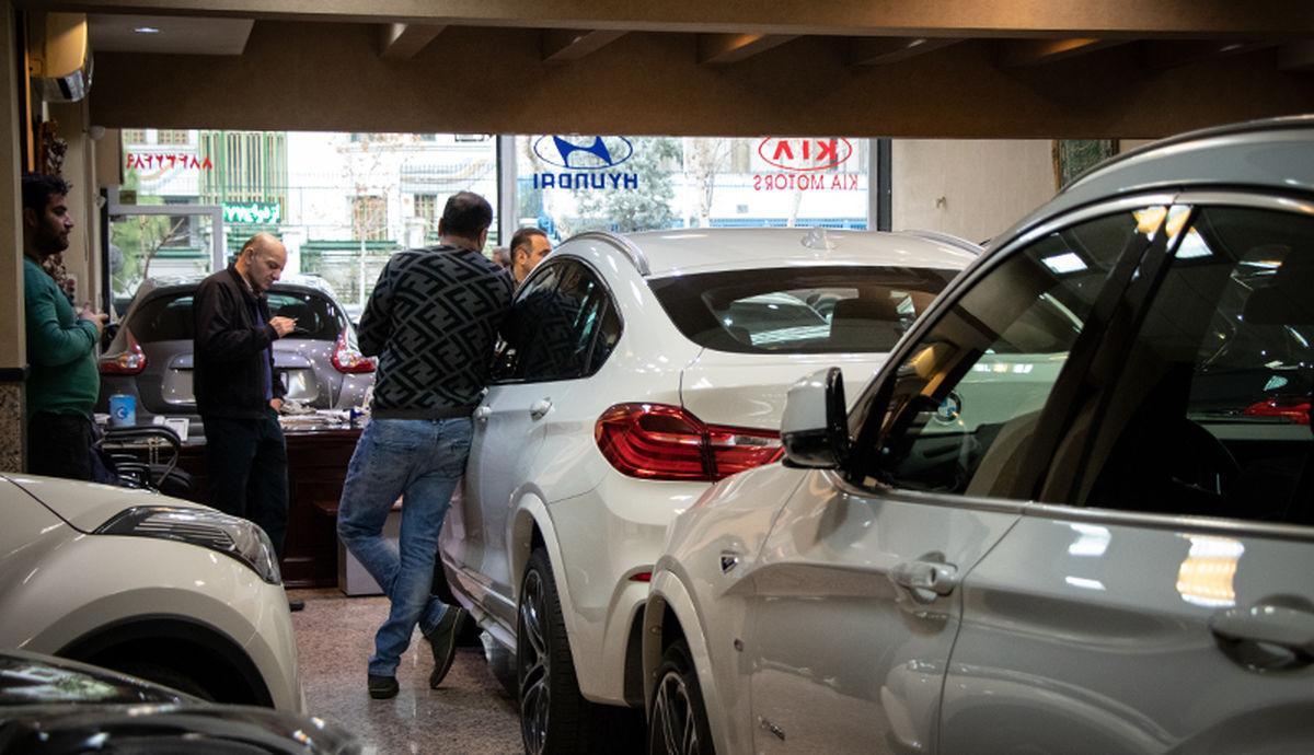 پیش بینی قیمت خودرو در مهرماه