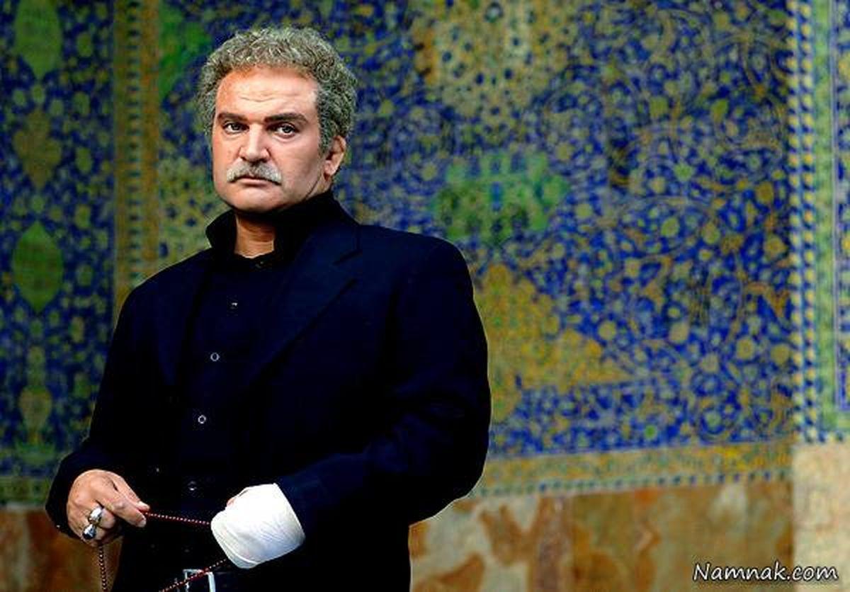 بیوگرافی مهدی سلطانی پدر با احساس سریال پدر +تصاویر