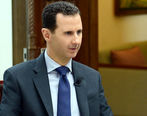 پیام بشار اسد به رهبری در پی شهادت سردار سلیمانی
