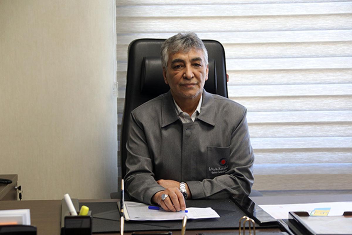 پیام تبریک مدیرعامل شرکت سنگ آهن گهرزمین بمناسبت روز صنعت و معدن