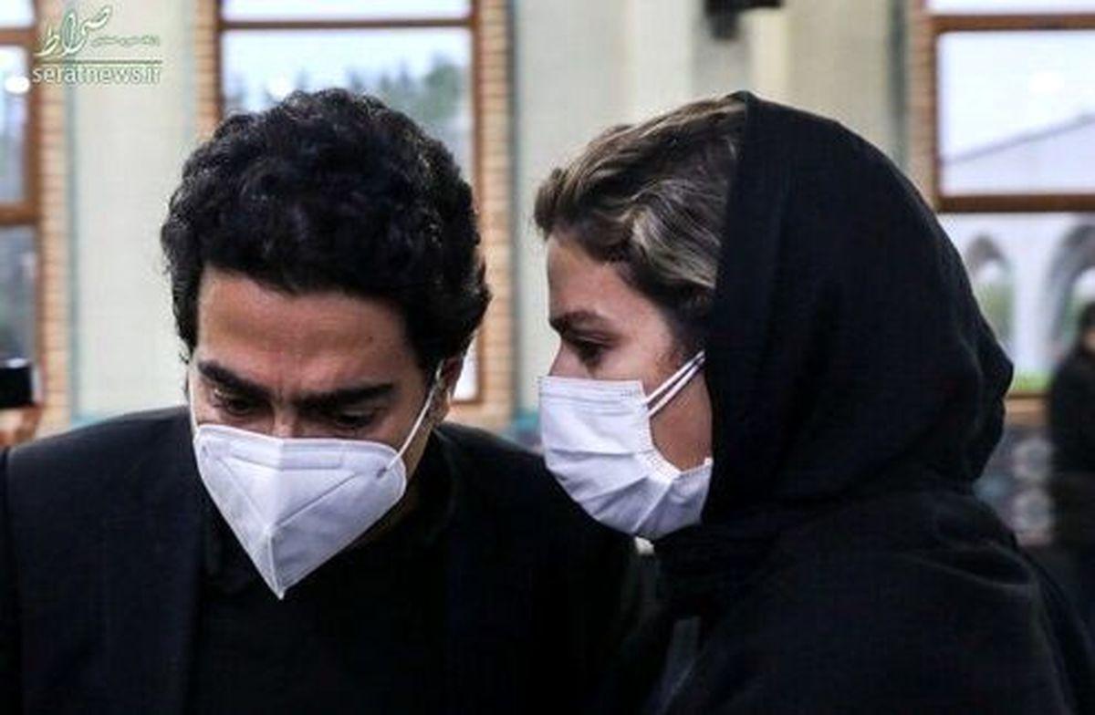 عاشقانه های سحر دولتشاهی و همایون شجریان + عکس
