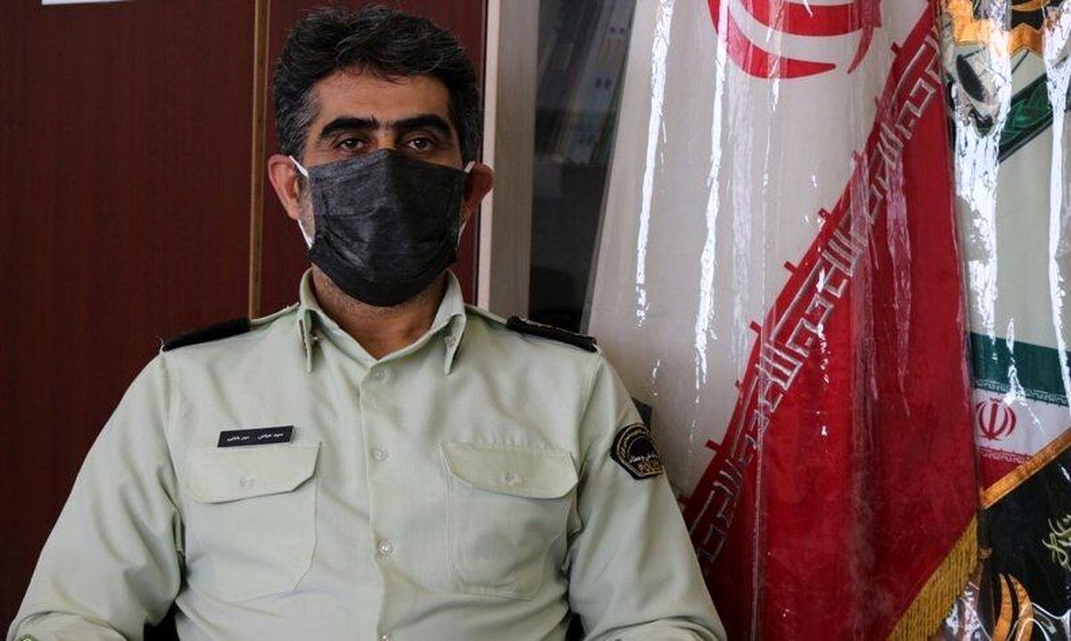 فعالیت 42 پلیس افتخاری در کیش