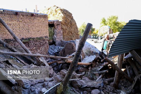 فوت یکی از مددجویان کمیته امداد در زلزله آذربایجان شرقی