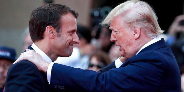 فرانسه شریک امریکا و رفیق ایران در برجام !