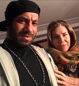 گلشیفته فراهانی | ابراز علاقه گلشیفته فراهانی به تتلو در اینستاگرام + سند