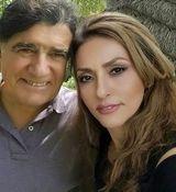 آخرین سلفی محمدرضا شجریان و همسر دومش در بیمارستان + بیوگرافی