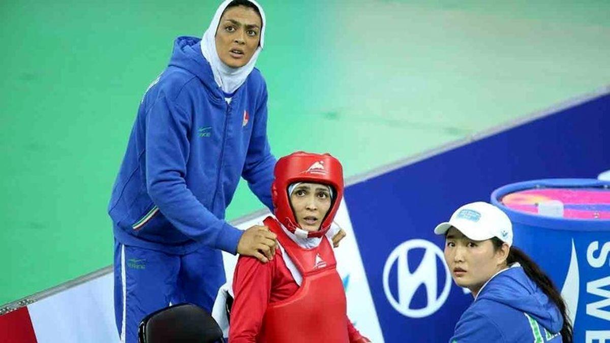 خواهران منصوریان محروم شدند + عکس
