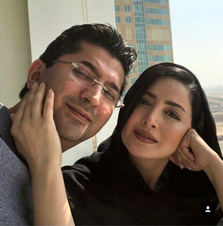 Image result for شیلا خداداد و همسرش