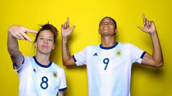 جام جهانی فوتبال زنان + تصاویر