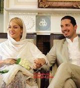 بیوگرافی مهناز افشار و همسر میلیاردرش +عکس مراسم ازدواجشان