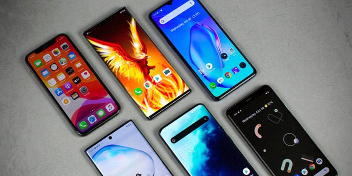 قیمت گوشی های پرفروش و جدید در بازار | جدول قیمت گوشی