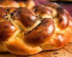 طرز تهیه نان شیرمال خانگی خوشمزه و پفدار+آموزش گام به گام
