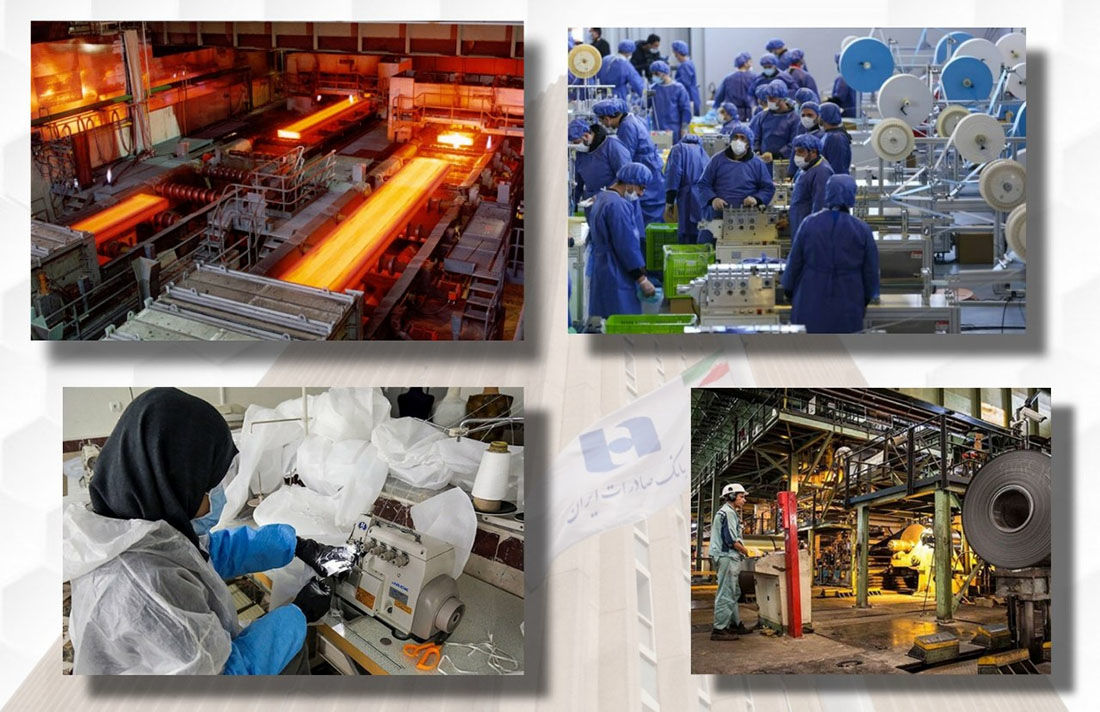 تسهیلات بانک صادرات ایران برای ٥٦ هزار کسب و کار آسیبدیده از کرونا