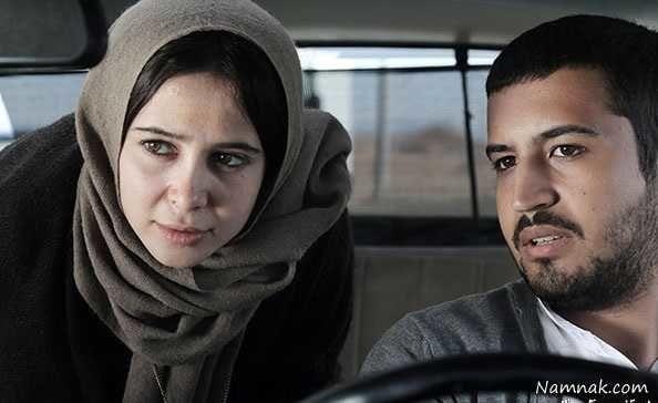 الناز حبیبی | الناز حبیبی در فیلم ناخواسته