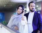 بازیگر معروف سریال پایتخت و همسرش روی صحنه + فیلم